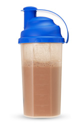 Protein shake for late night cravings
