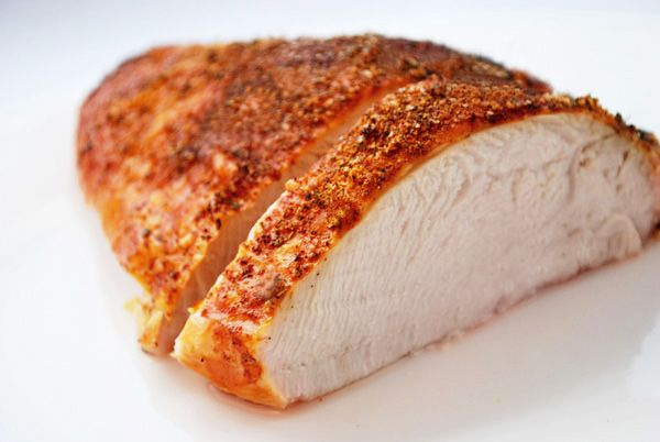 turkey breast for late night cravings
